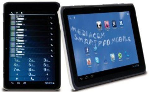 Mediacom SmartPad 7.0 Mobile: tablet dual-SIM a 179,99€