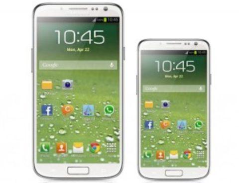 Prime foto e indiscrezioni sul Galaxy S4 Mini