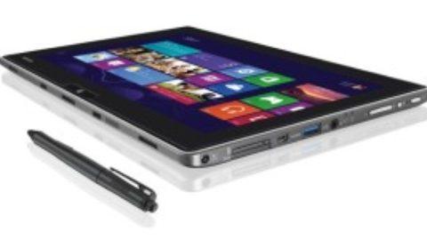 Toshiba annuncia WT310: tablet ad alte prestazioni per utenti business