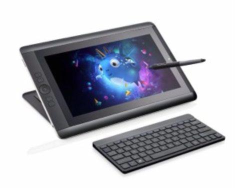 Cintiq, il tablet per i professionisti del disegno
