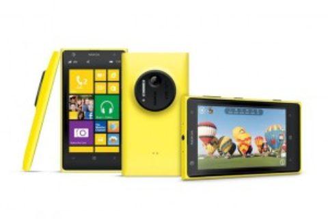 Arriva il Lumia 1020, il cameraphone