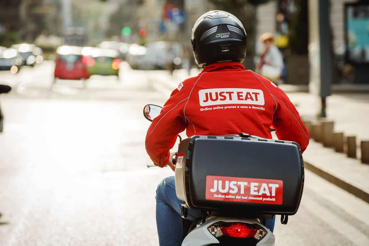 supporto justeat