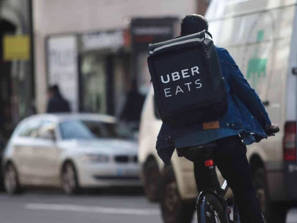 assistenza uber eats