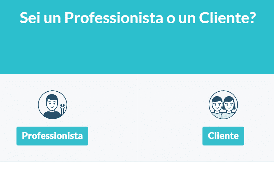 Supporto clienti prontopro.it